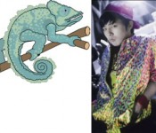 G-Dragon Should Really Change His Name to G-Chameleon