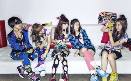 Is it 4Minute's time to shine?