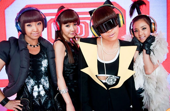Friday Laughs: Genius 2NE1 Parody!
