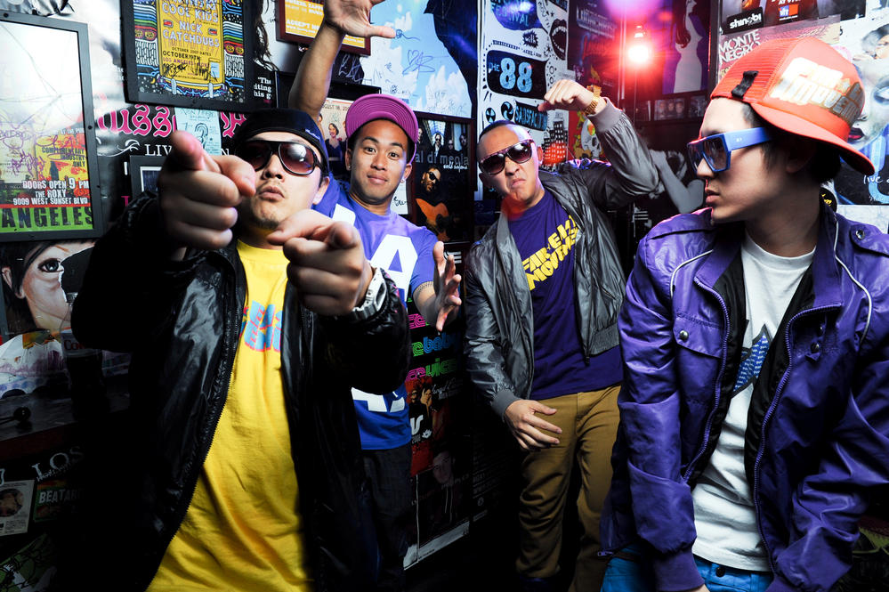 EMT: Far East Movement has it all