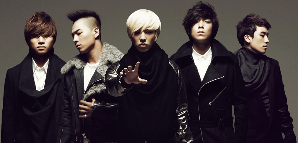 Big Bang Looking BANGIN' (Again)