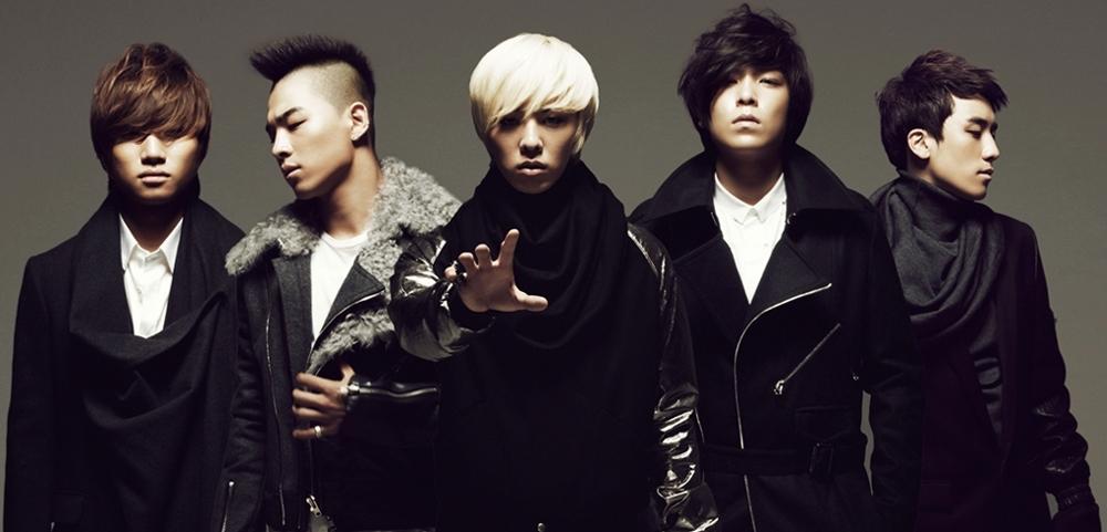 Big Bang Looking BANGIN' (Again)