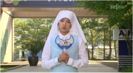 Park Shin Hye: Even nuns need a little love