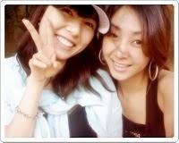 G.NA & Hyunah, BFFs forever