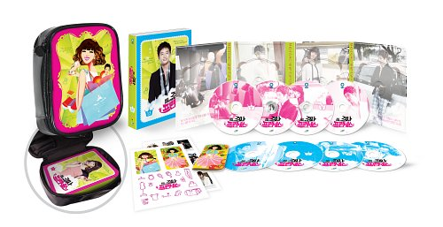 "SBS releases director's cut of ""Prosecutor Princess"" DVD"