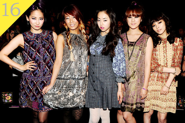Wonder Girls One of Billboard's '21 under 21'