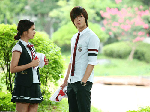 Playful Kiss disappoints