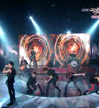 Recap: Music Bank 9/10/10