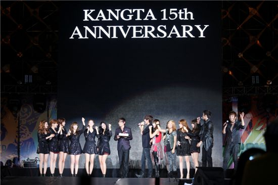 Kangta Celebrates 15 years and Drops New Album