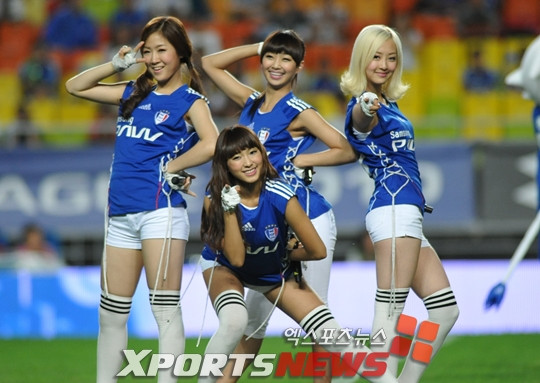 Kpop Shots: Sistar And The Perv-Birds