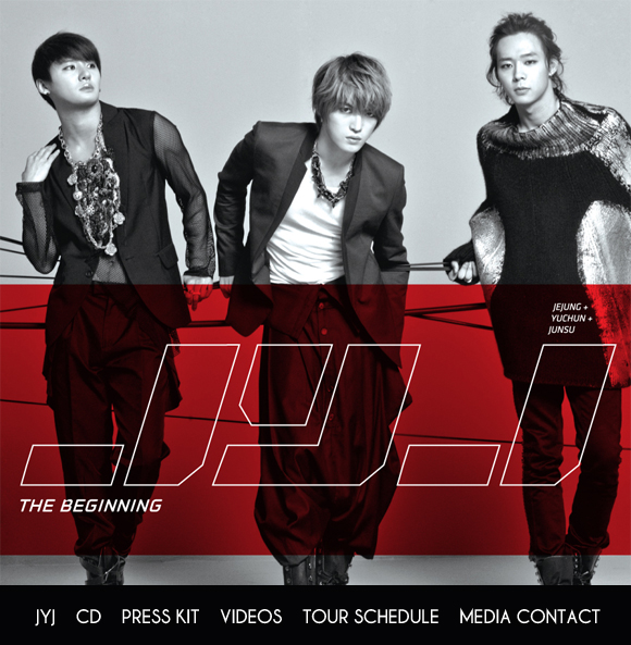 "JYJ's ""The Beginning"" available for digital download!"