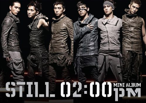 """Still 2PM"" minialbum released!"