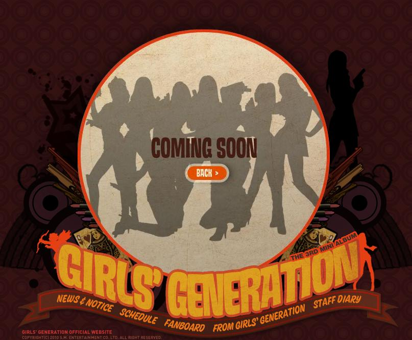 SNSD Is Armed And Ready!