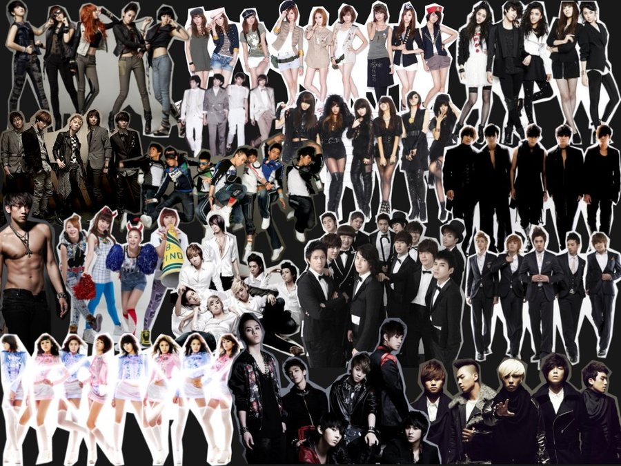 K-pop Mess: An Introduction to Mashups