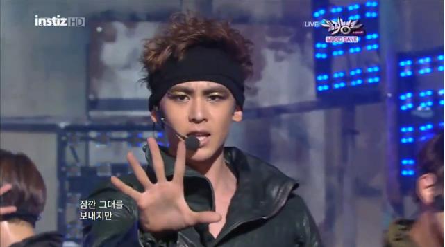Recap: Music Bank 10/22/10