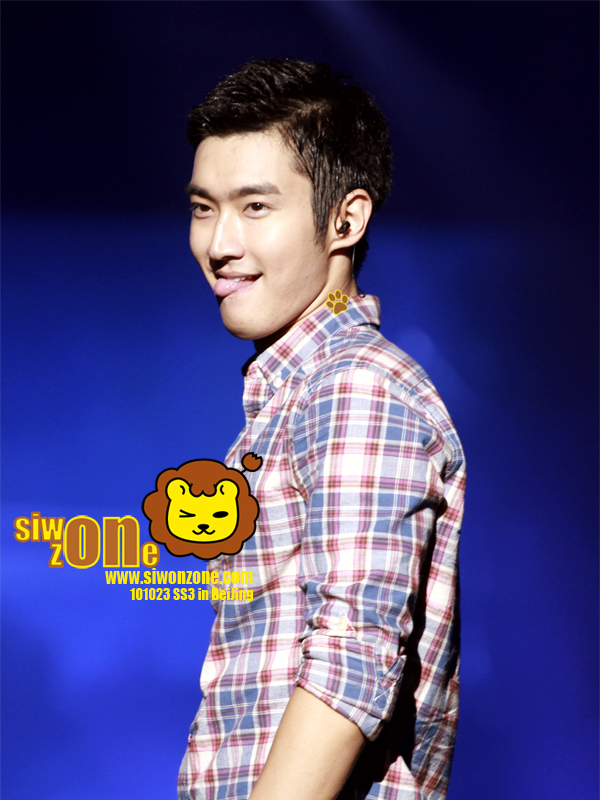"Siwon Now Officially ""Chaebol"""