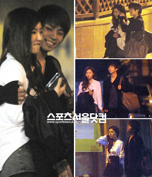 Jonghyun dating Shin Se-kyung, BRB, ducking for cover STAT.
