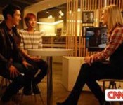 Super Junior Speak on CNN