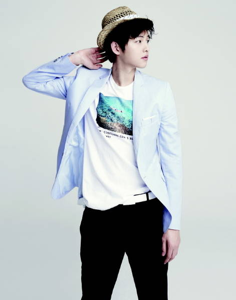 Poll Winner Song Joong Ki