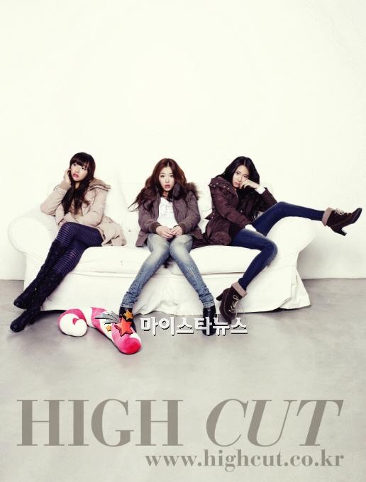 HIGH CUT f(x)