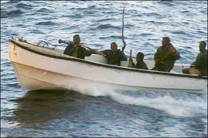 Somali Pirates Release The Samho Dream