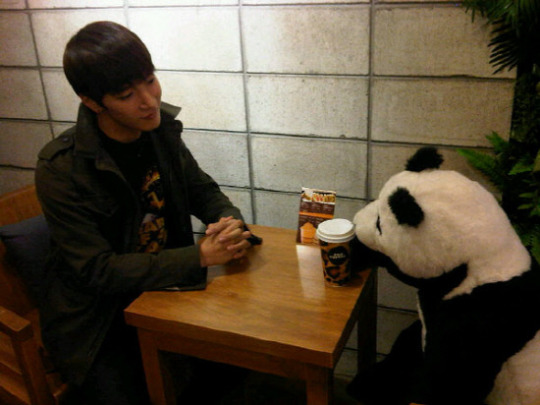 Caption This: Junsu's On a Date