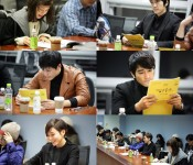 "Behind the scenes of drama ""My Princess"""