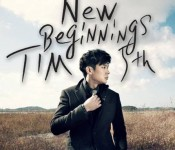 "Ballad singer Tim comes back with ""New Beginnings"""