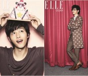 Hyun Joong Displays his 4-Dness, Gong Yoo, Khuntoria, and Song Joong Ki are Adorable and F.Cuz Membe...