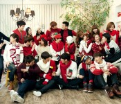 Fall in Love This Christmas with JYP Nation