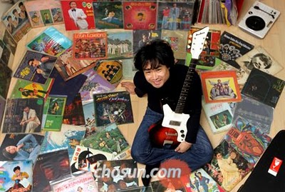 A Japanese Musician on Classic Korean Rock