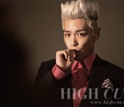 [Photo] HIGH CUT formerly unreleased T.O.P. pics