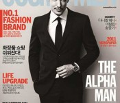 [Photos] Daniel Henney for Cosmo Men