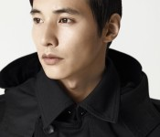 Won Bin stylish for CHRIS.CHRISTY