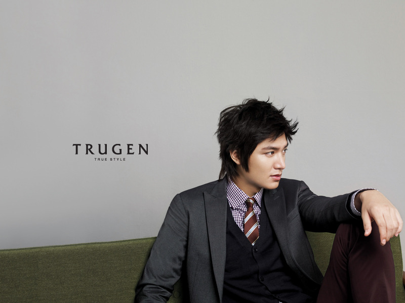 Lee Minho for Trugen S/S 2011