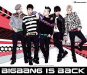 Big Bang ain't stopping at 4