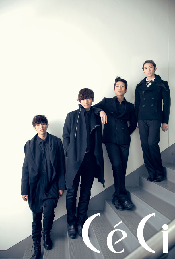 [Audio] 2AM remakes The Best Love
