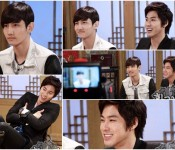 [Photo] Stills from DBSK on 'Knee-Drop Guru'