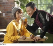 Ha Ji-won & Psy for Cass Light