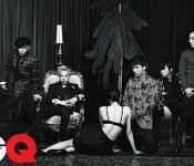 [Photos] Big Bang Goes Gentlemanly for GQ