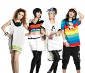 [Video] 2NE1 Making of Addidas Photo shoot