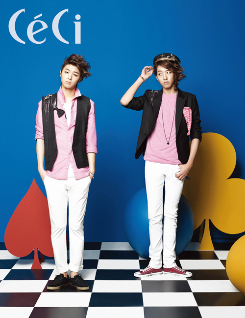 Min-hyuk & Jung-shin for CeCi