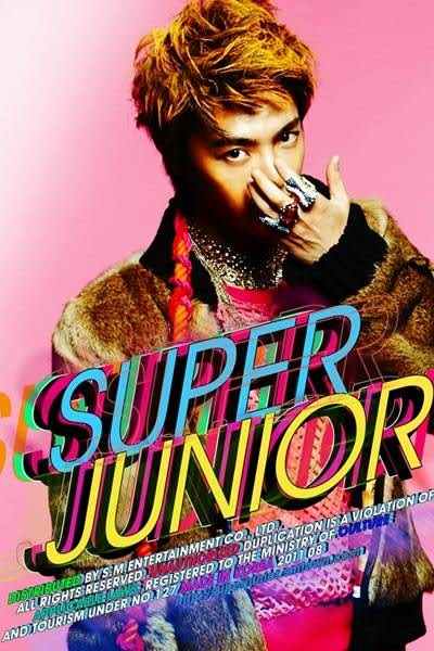 SM, we need to have a little talk about Super Junior...