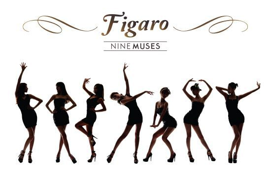 Nine (Seven) Muses Improve With 'Figaro'?