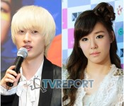 Tiffany, Eunhyuk, and the 'Fame'