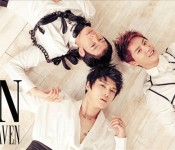 JYJ's In Heaven pre-sales top 300,000 copies