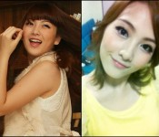 Another Female Idol drops Pounds