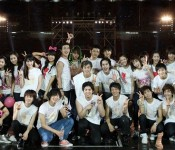 Love Is In the Air at SMTOWN