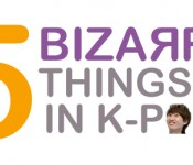 The 5 Most Bizarre Things in K-Pop in November