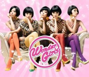 The Wonder Girls go Modern?